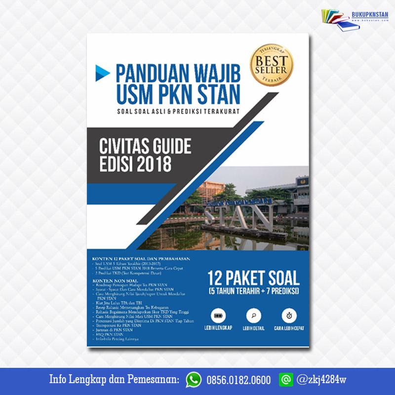 Buku CIvitas Guide Edisi 2018
